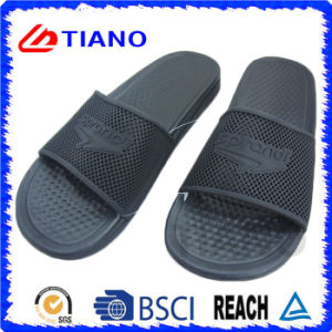 New Whole Black Comfortable EVA Slipper for Men (TNK35639) pictures & photos