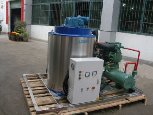 Fast Freezer 6 Ton Per Day Flake Ice Making Machine pictures & photos