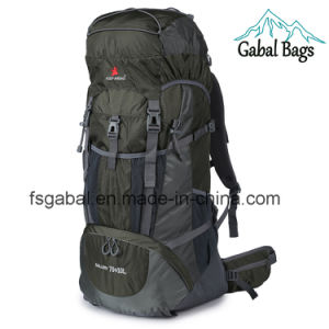 80L Cross Body Pack Camping Hiking Sports Bags Backpack pictures & photos