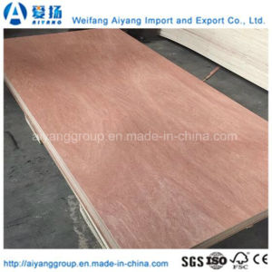 18mm Bintangor/Okoume Veneer Plywood for Furniture or Decoration pictures & photos
