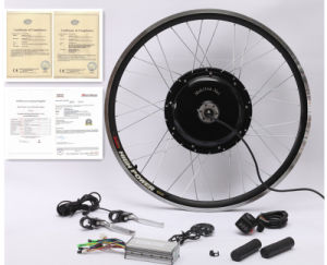 48V 1000W Electric Bike UK Small Geared Brushless DC Motor pictures & photos