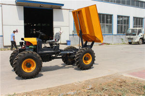 Mini Compact Dumper pictures & photos
