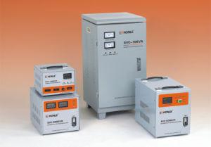 SVC High Quality Voltage Regulator 230V Servo AVR pictures & photos