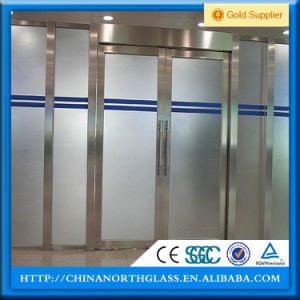 Top Quality Various Thickness Clear Door Safety Glass Tempered Glass pictures & photos