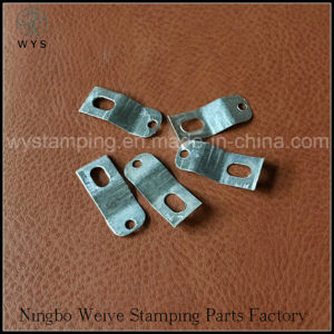 Zinc Plated Mn-Steel Flat Spring (WYS-S91)