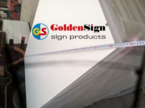 Goldensign High Quality Plastic Rigid PVC Foam Board Used for Bathroom Cabinet pictures & photos