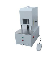 Electrical Corner Round Machine/Paper Cutting Machine Hs7 pictures & photos