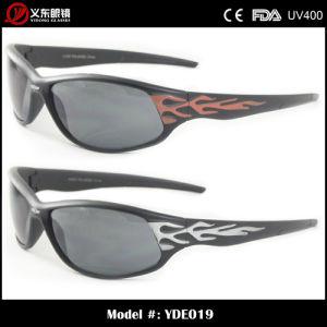 Flame Frame Sports Sunglasses (YDE019)