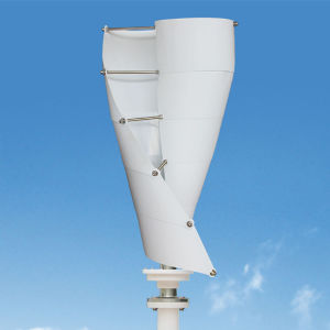 Sv Type 400watt Micro Household Wind Turbines Small Vertical Axis Wind Generator pictures & photos