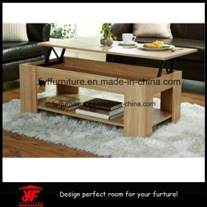 Living Room Furniture Wood Morden MDF Lift Top Coffee Table