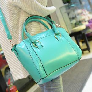 Crocodile Pattern Women′s Shoulder Handbags pictures & photos