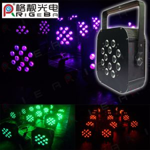 Disco Stage DJ Bar PAR 47 12LEDs 10W RGBW 4in1 LED PAR Can Light pictures & photos
