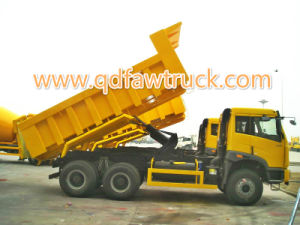 Hot Sale FAW 10 wheel Dump Truck pictures & photos