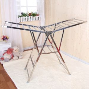 Stainless Steel Butterfly Shape Laundry Drying Rack (168c)