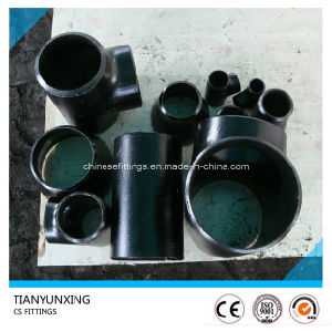 ANSI B16.9 Seamless Carbon Steel Bw Buttweld Pipe Fittings pictures & photos
