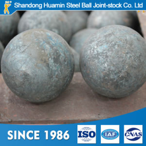 Forged Steel Grinding Balls for Mining1 Inch Forged Grinding Balls Made in China by Huamin