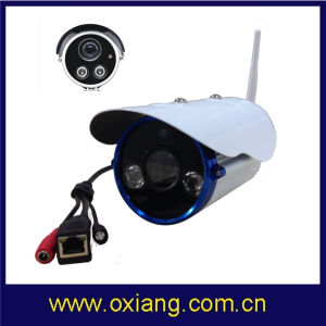 Outdoor H. 264 1280*720 HD IP Camera Support 32GB TF Card pictures & photos