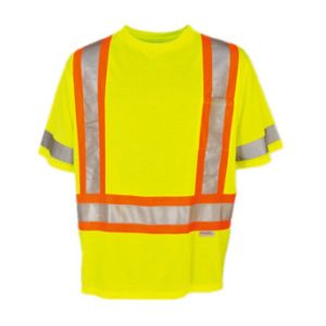 High Visibility Reflective T-Shirt pictures & photos