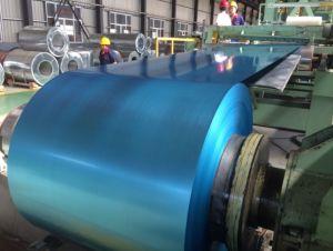 Transparent Blue PPGI Steel Coil/Steel Sheet