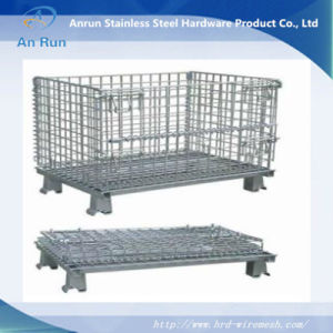 Wire Mesh Storage Stacking Basket pictures & photos