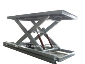 Scissor Design Hydraulic Auto Parking Lift pictures & photos