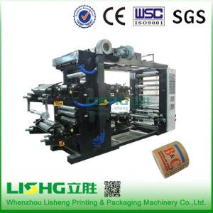 Ytb-41200 High Performance Plastic Garment Bag Flexo Printing Machinery pictures & photos