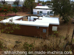 ISO Certificated Standard Prefab/Modified/Modular Container House (shs-mh-camp028) pictures & photos