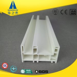 High Grade Lead Free UPVC Plastic Extrude Profile for Windows pictures & photos