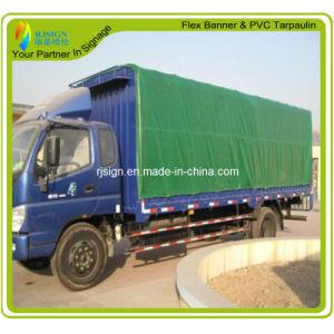 PVC Truck Curtain Printable Tarpaulin pictures & photos