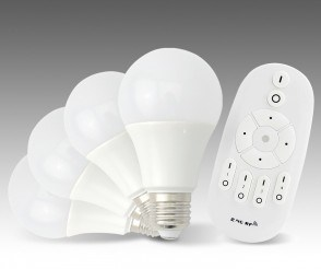 LED Single Color 2.4G-WiFi Dimmable Bulb (KSF312D2L)