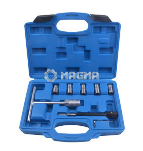 7 PCS Diesel Injector Seat Cutter Set Auto Repair Tools (MG50337) pictures & photos