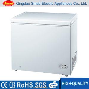 Top Open Solid Door Free Standing Chest Freezer (BD205) pictures & photos