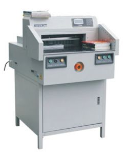 Electric Paper Cutting Machine (GT-520V) pictures & photos