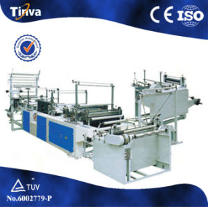 Automatic Rolling Garbage Bag Making Machine Price pictures & photos
