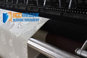 Computerized Multi-Needle Quilting Machine (BDNWS-1 Shuttleless) pictures & photos