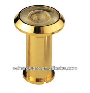China Supplier New Design Gold Brass Door Viewer