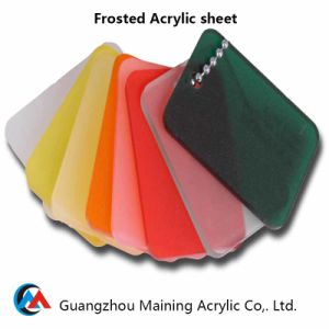 Special Translucent Acrylic Sheet