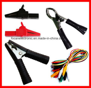Alligator Clip, Crocodile Clamp, Battery Clamp pictures & photos