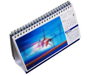 2016 3D Lenticular Plastic Calendar Printing pictures & photos