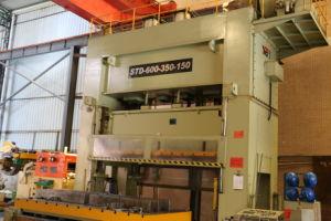 600ton Mechanical Press Machine Progressive Stamping Line pictures & photos