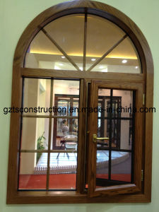 Customized Thermal Break Aluminum Windows and Doors with Flyscreen pictures & photos