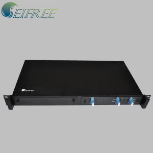 "4channel Optical Multiplexer FTTH CATV (1PCS Removable 8"" Rack) pictures & photos"