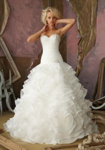 Ball Gown Bridal Wedding Dresses (WMA024) pictures & photos