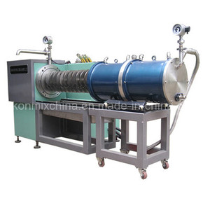 Horizontal Sand Grinder for Ink, Pigment Production pictures & photos