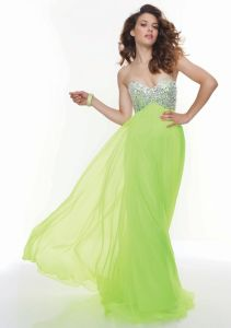 Beaded Sweetheart Organza Fashion Style Prom Dresses (PD3016) pictures & photos