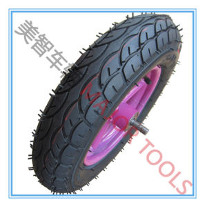 3.00-8 Pneumatic Rubber Wheel for Street Sweeper pictures & photos