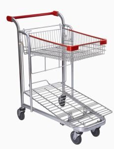 Shopping Cargo Trolley pictures & photos