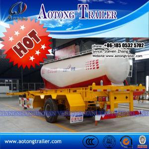 3 Axle Bulk Cement Transport Semi Trailer for Sale pictures & photos