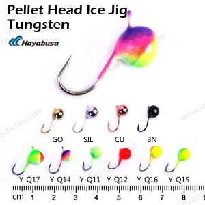 New High Quality Tungsten Ice Fishing Jigs pictures & photos