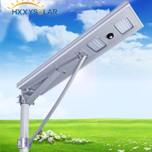 ISO Certified Solar Lantern 6W-120W Solar Street Light with CCTV Camera pictures & photos